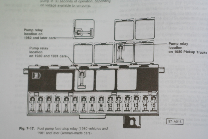 82 vanagon fuse box diagram photos